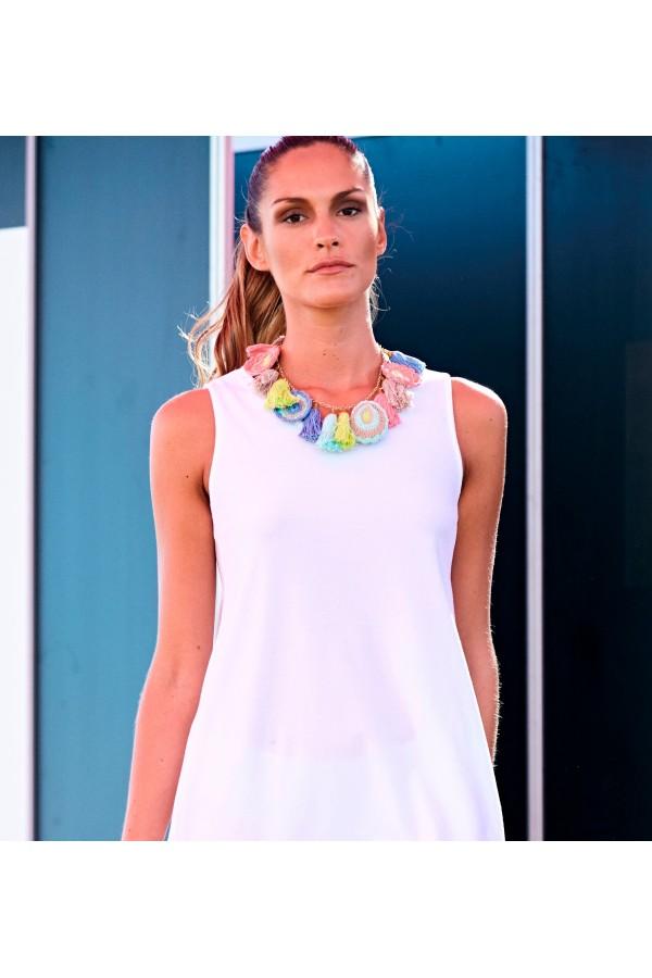 Vestido Nikita Amarillo summer 2018
