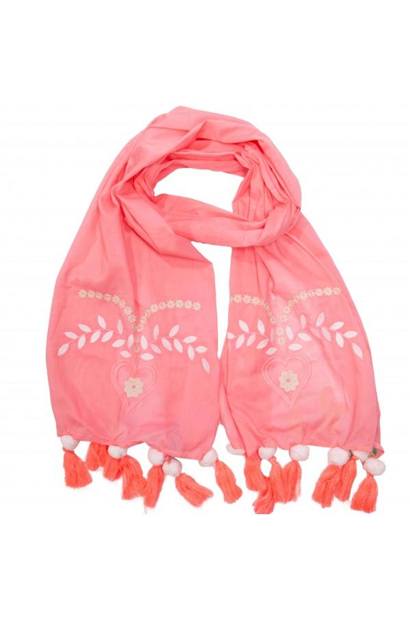 Pink Love Foulard