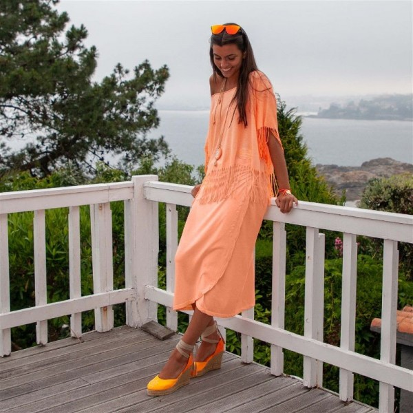Orange Charro T-Shirt