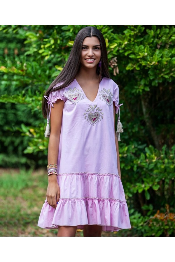 Pink Jazz Dress