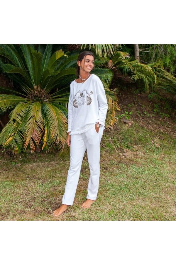 White Duck Sweatwear