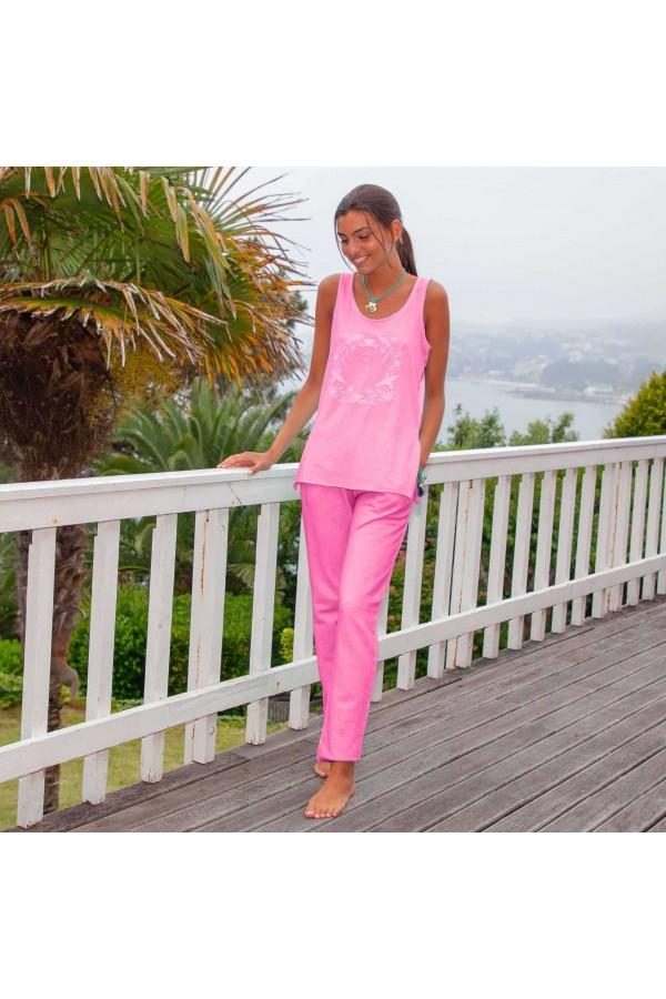 Pink Jalisco Sisa T-Shirt