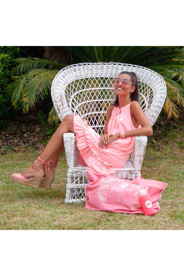 Pink Edila Dress