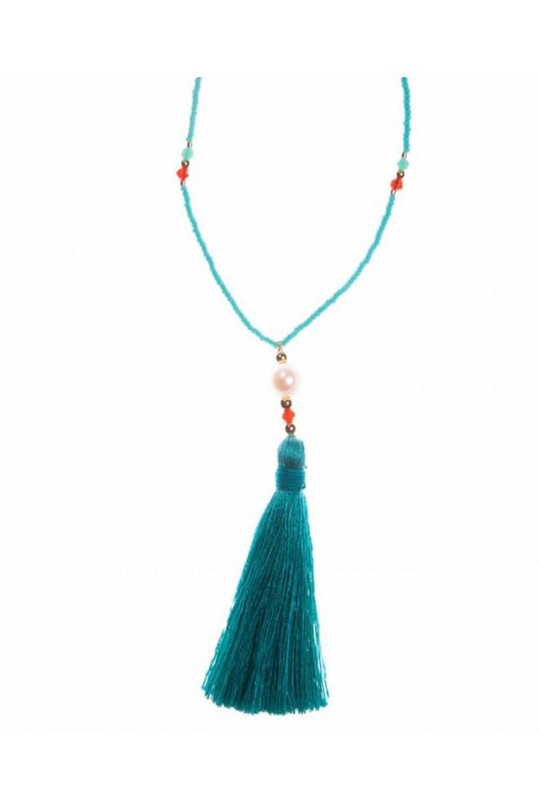 Borlon Seda Jade necklace