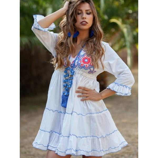 Dress Daniela White