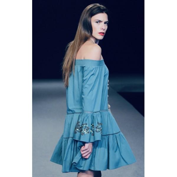 Patrice Verde Dress