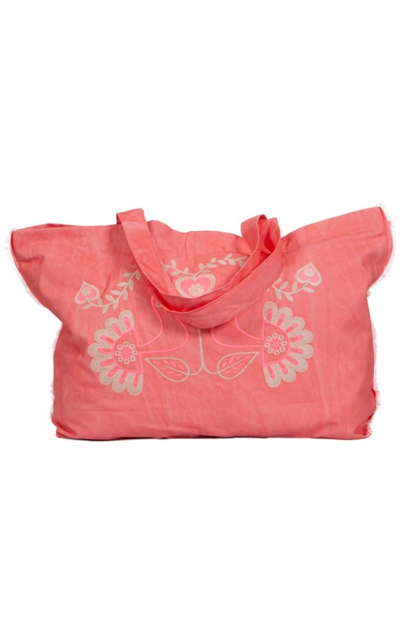 Pink Maxi Bag