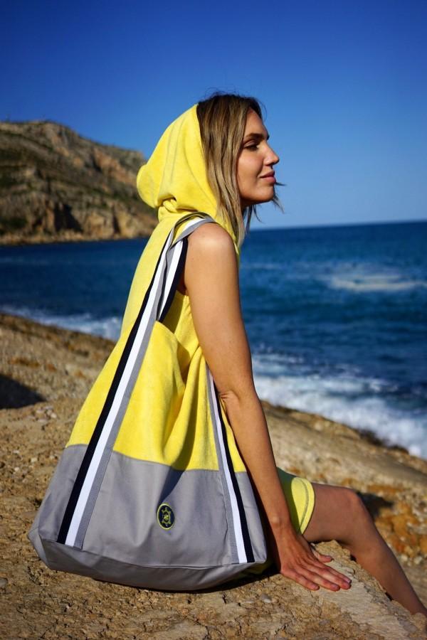 Yellow Towel Bag Canada