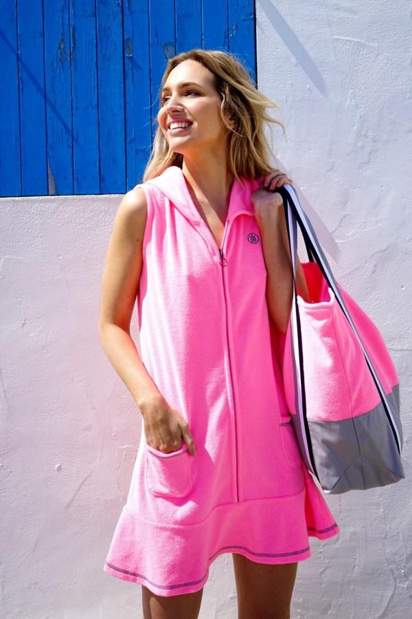Pink Towel Bag Canada