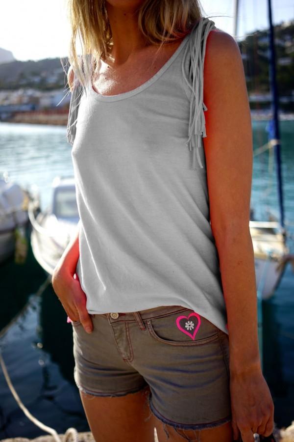 Grey Salvaje T-Shirt