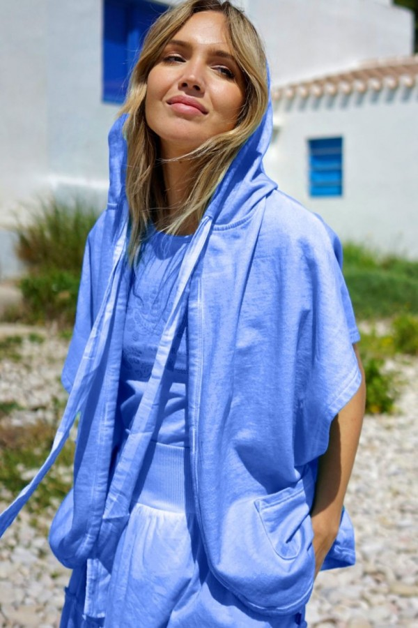 Blue Sal Sweatshirt