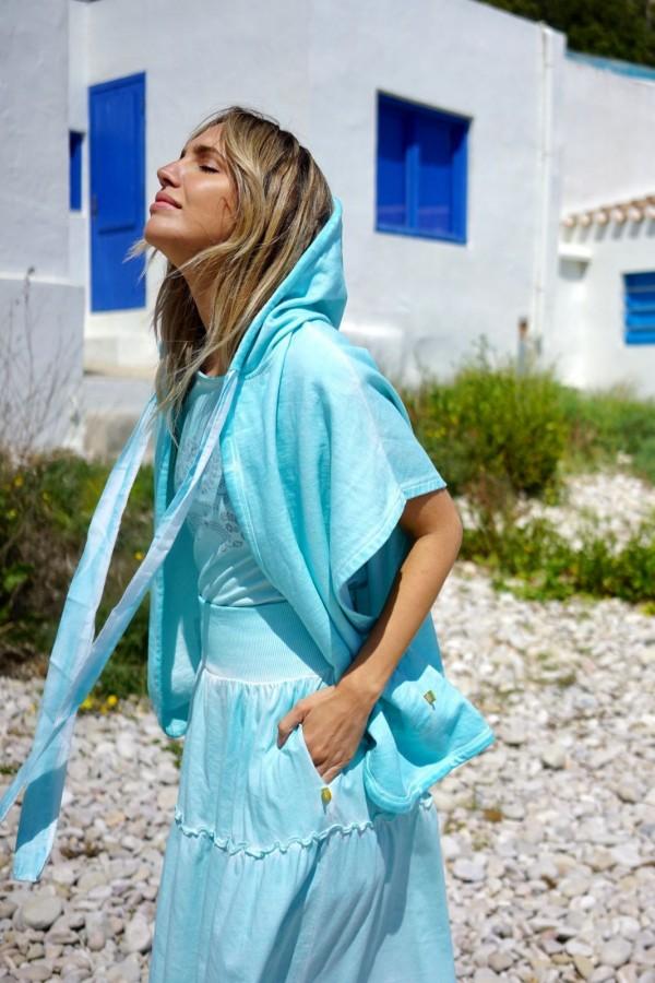 Turquoise Sal Sweatshirt