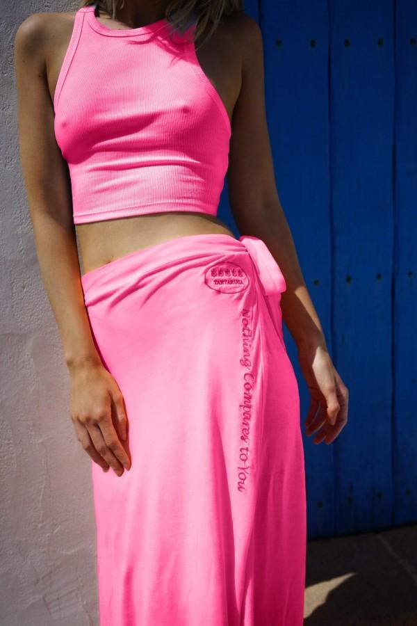 Pink Montana Skirt