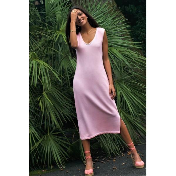 Helena Peach Dress