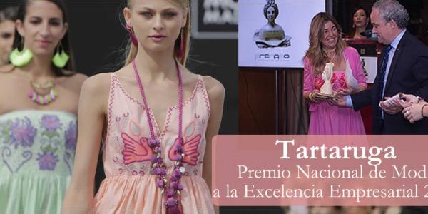 Tartaruga recibe el Premio Nacional a la Excelencia Empresarial